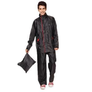 Versalis Desire Assorted Colour PVC Raincoat, Size: L