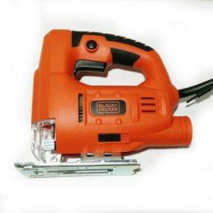 Black+Decker 60mm 400W Variable Speed Jigsaw, JS20-IN