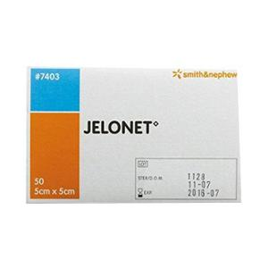 Smith & Nephew 10x10cm Jelonet Paraffin Gauze Dressing (Pack of 20)