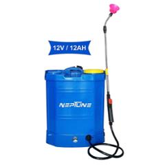 Neptune 16 Litre Blue Battery Operated Garden Sprayer, BS-13
