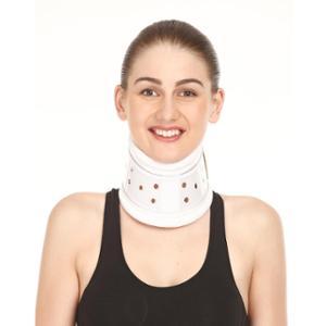 Samson CA-0104 Hard Adjustable Cervical Collar, Size: S