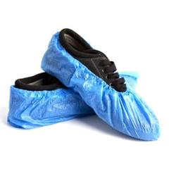 Siddhivinayak Blue Plastic Shoe Cover (Pack of 500)