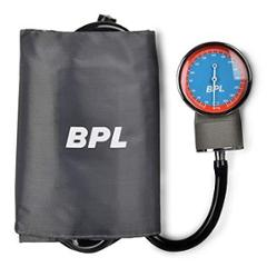 BPL Aneroid Sphygmomanometer Grey Blood Pressure Monitor