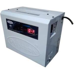 Pulstron PTI-WM3135B 3kVA 135-290V Single Phase White Bypass Automatic Mainline Voltage Stabilizer