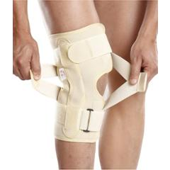 Tynor OA Neoprene Left Varus Knee Support, Size: XL