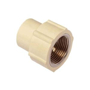 Astral CPVC Pro 20x15mm Brass Reducing Coupling, M512111214