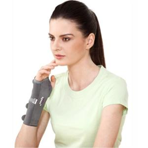 Tynor Elastic Right Wrist Splint, Size: L