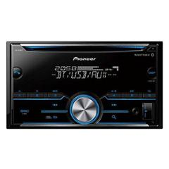Pioneer FH-S509BT USB/Bluetooth Smart CD Player Car Stereo with Smartphone Complete Control