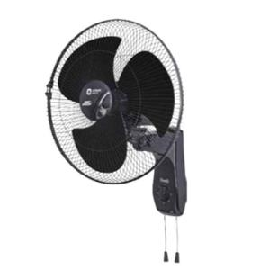 Orient Wall 47 Trendz 110W Electric Blue Energy Saver Wall Fan, Sweep: 400 mm