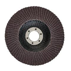 Bosch 100x16mm 120 Grit Flap Disc for Metal, 2608601670 (Pack of 11)