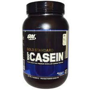 Optimum Nutrition Gold Standard 2lbs Strawberry Casein Powder
