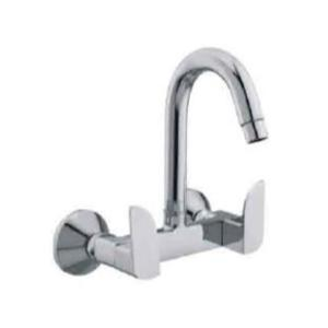 Maxo Olive Brass Chrome Finish Sink Mixer, MOL-15