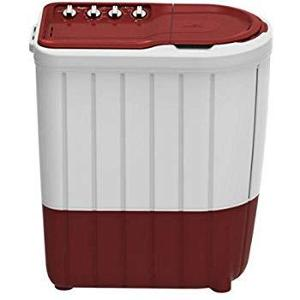 Whirlpool Superb Atom 70S 7kg Coral Red Semi Automatic Top Loading Washing Machine
