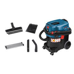 Bosch GAS 35 L SFC+ 1380W Professional Wet & Dry Extractor