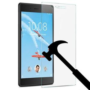 Kanict Tempered Glass Screen Guard For Lenovo Tab 7 7304F