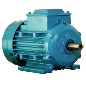 ABB IE3 3 Phase 0.55kW 0.75HP 415V 6 Pole Foot Mounted Cast Iron Induction Motor, M2BAX80MLA6