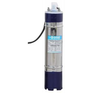 B-Power 1.5HP 15 Stage Solar Submersible Pump with Controller Panel