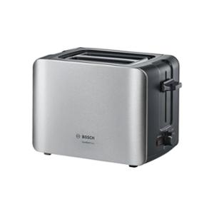 Bosch TAT6A913 1090W Stainless Steel Compact Toaster, 4242002879963