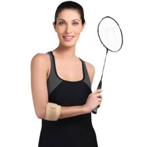 Flamingo Tennis Elbow Support, Size: 27.5-30 cm (Extra Large)