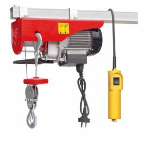 Fulcrum 2000W Mini Electric Wire Rope Hoist, PA-1200