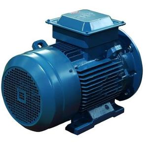 ABB IE2 3 Phase 11kW 15HP 415V 2 Pole Foot Cum Flange Mounted Cast Iron Induction Motor, M2BAX160MLA2