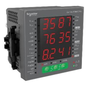 Schneider Digital Power and Energy Meter with RS-485, EM6400NG