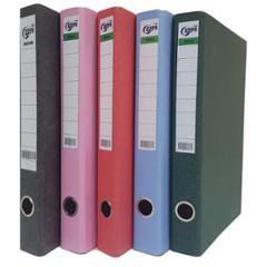 Expo Color Assorted Colour 2D Ring Binder File (Pack of 28)