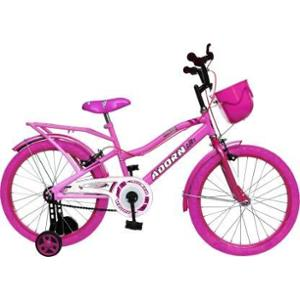Hi-Bird Adorn 20 Inch Pink Cycle with Tubeless Tire, HB-ADRN