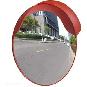 KTI 80cm Polycarbonate Indoor & Outdoor Convex Mirror, KT18160060800115