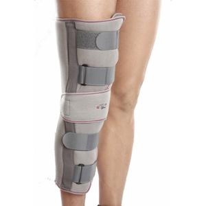 Tynor 19 Inch Comfortable Knee Immobilizer, Size: XL