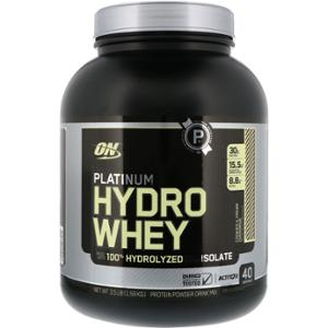 Optimum Nutrition Platinum Hydro 3.5lbs Chocolate Peanut Butter Whey Protein