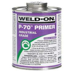 Astral CPVC Pro 473ml IPS Weld-On P 70 Primer, TEZ-221