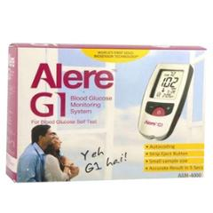 Alere G1 Blood Glucose Meter with 25 Pcs Test Strips